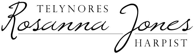 Rosanna Jones - Wedding Harpist